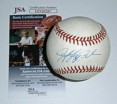 $ CDN34.68 • Buy BREWERS Jeff CIrillo Signed AL Baseball AUTO JSA COA Autographed Milwaukee