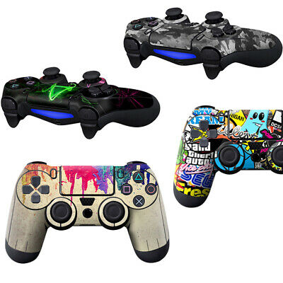 AU5.45 • Buy Skin Decal Wrap For PS4 PRO Playstation 4 Pro Console Controller Stickers Skin