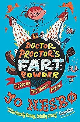 AU7.98 • Buy Doctor Proctors Fart Powder: The End Of The World.  Maybe., Nesbo, Jo, Used; Goo