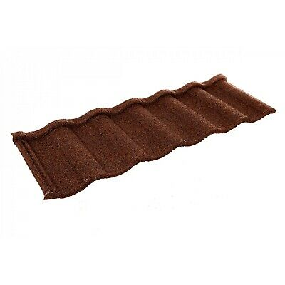 Granulated Lightweight Terracotta Roof Sheets, Roof Edge,roofing, Profile Sheets • 10£