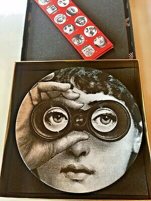 $170 • Buy Fornasetti T&V Plate 286