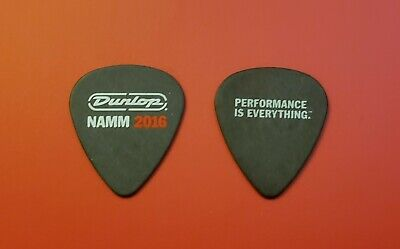 $ CDN3.73 • Buy Dunlop NAMM 2016 Collectible Guitar Pick