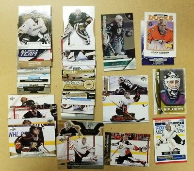 $ CDN2.99 • Buy NHL TEAM GOALIE LOTS Pick Your Favorite Team No DUPES, Various Years GREAT GIFT!