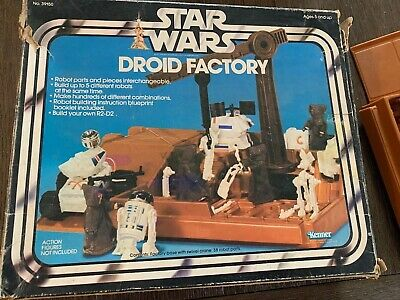 $ CDN126.54 • Buy Vintage Star Wars DROID FACTORY NOT Complete W/ Box Kenner 1979
