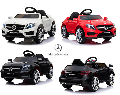 Pre-Order Official Licensed Mercedes Benz GLA45 AMG 12V Kids Ride On Car   • 99.99£