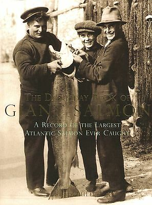 £127.50 • Buy BULLER FRED FLY FISHING BOOK DOMESDAY BOOK OF GIANT SALMON 1st Edition SIGNED
