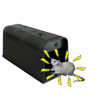 £22.54 • Buy Demo Electronic Mouse Rat Rodent Killer Electric Zapper Trap Pest Control