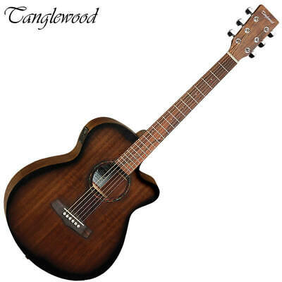 AU299 • Buy Tanglewood Crossroads Acoustic Electric Guitar Super Folk With Pickup TWCRSFCE