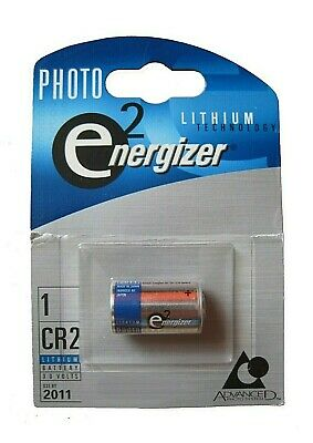 Old 2002 Energizer Battery In The Packaging For The Camera.Battery. Small Batter • 6.44£