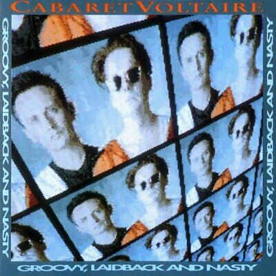 £7.23 • Buy Cabaret Voltaire : Groovy, Laidback & Nasty CD Expertly Refurbished Product