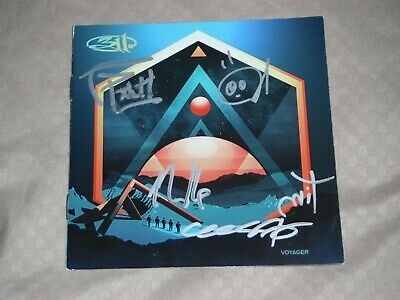$ CDN141.21 • Buy 311 Group Signed Voyager Cd Cover Nick Hexum