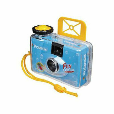 £9.22 • Buy Polaroid Underwater Disposable Camera Sport Waterproof 35mm Film Expired