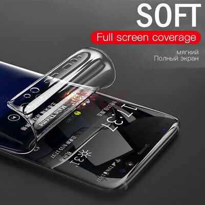 $ CDN2.46 • Buy For Samsung Galaxy S9 Screen Protector 2-Pack Full Screen Coverage 3D PET Clear