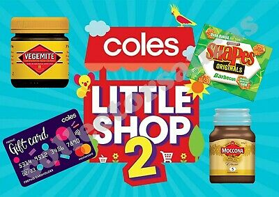 AU7.99 • Buy Coles LITTLE SHOP 2 Minis - FREE Postage 5 Items Or More - Select What You Need