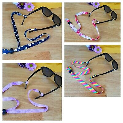 Very Light &  Modern Glasses Chain Neck Holder For Women With New Prints • 3.70£