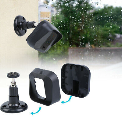 Black Wall Mount Bracket Weather Proof 360 Degree Protective For Blink XT Camera • 6.39£