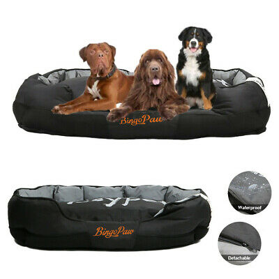 $72.93 • Buy Waterproof Orthopedic Dog Bed Lounge Sofa Extra Large XL Dog Bed Removable Cover