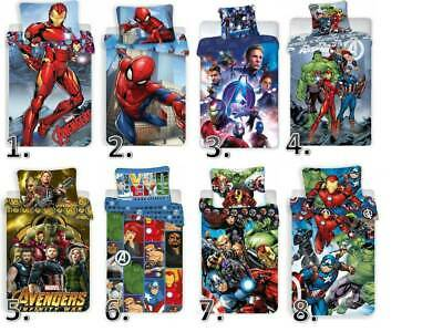 Disney Marvel /Ironman /Superman /Batman /Cars /Lion King / FC Bayern Bettwäsche • 26.50£