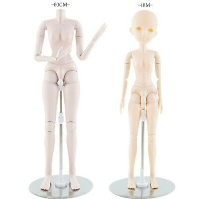Adjustable Doll Support Stand Display Holder For 1/3 1/4 BJD Dolls Accessory • 8.21£