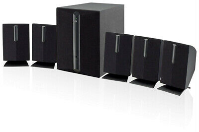 £39.14 • Buy Subwoofer Surround Sound 5.1-Channel Music/Tv/Dvd Home Theater Speakers System