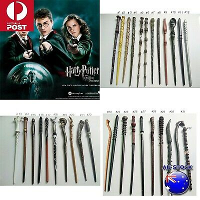 AU20.95 • Buy Harry Potter Magic Wand Hermione Dumbledore Cosplay Christmas  Collection