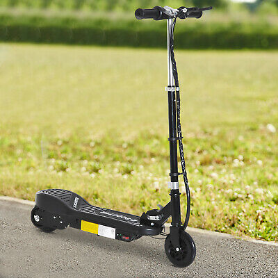 View Details HOMCOM Kids Electric Scooter Folding 7-14 Battery Adjustable Height PU Wheels • 117.99£