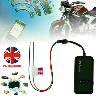 Realtime GPRS GSM GPS Tracker Tracking Device Spy For Car/Van/Vehicle/Motorcycle • 13.99£