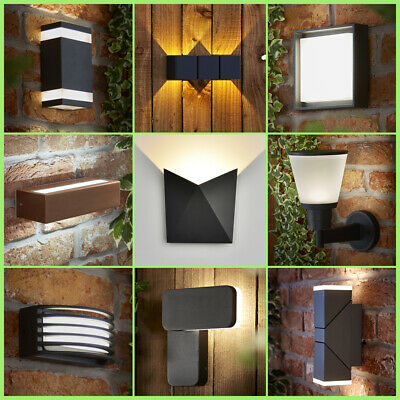 Biard LED Outdoor Garden Wall Lights - Lanterns / Wall Washers / Up Down Lamps • 10.99£
