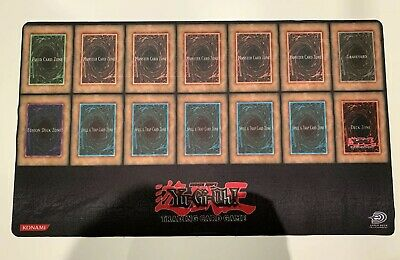 AU9999.90 • Buy Yu-gi-oh! Yugioh Ygo Original Og Official Rubber Playmat Play Mat New Unplayed