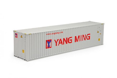 Tekno 70479 40ft Container Yang Ming 1:50 Scale • 49.99£