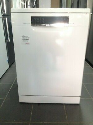 View Details New Bosch SMS67MW01G Serie 6 A+ Dishwasher Full Size 60cm 14 Place White • 449.99£