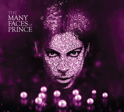 Various Artists : The Many Faces Of Prince CD Box Set 3 Discs (2018) ***NEW*** • 8.28£