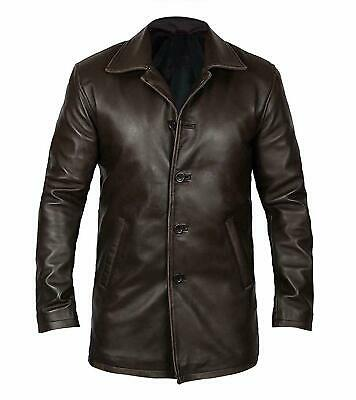 $99 • Buy Dean Winchester Distressed Brown Supernatural Leather Coat / Jacket
