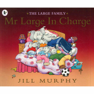 £4 • Buy The Large Family: Mr Large In Charge By Jill Murphy (Paperback), Books, New