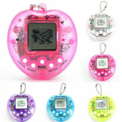 AU2.64 • Buy 90's Nostalgic 168 Pets In One Virtual Cyber Pet Toys Funny Tamagotchi Retro Toy