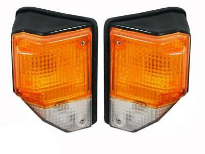 AU69 • Buy Pair Indicator Lights For Toyota 85-99 Landcruiser Ute & Troopy 75 Series