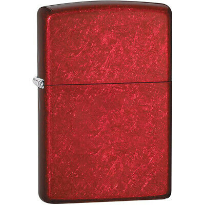 $19.95 • Buy Zippo Candy Apple Red Pocket Lighter