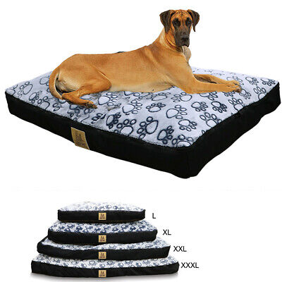 $69.94 • Buy Jumbo Pet Dog Bed Dog XXL Extra Large Waterproof Soft House Crate Bed Zip Cover