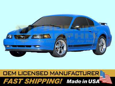 $208 • Buy Compatible With, 2003 2004 Mustang Mach 1 Hood &/or Lower Fade Stripes Decals