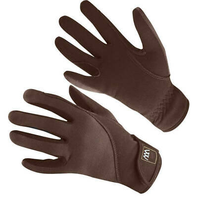 £35 • Buy Woof Wear Precision Thermal Gloves - For Horse Riding - Chocolate - 8.5 - BN