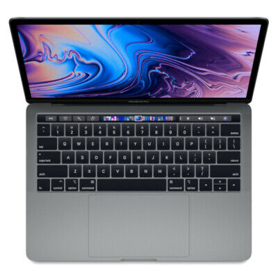 """$939.99 • Buy Apple Macbook Pro I5 13"""" MR9Q2LL/A (Touch/Mid 2018) 2.3 GHz 16GB 256GB Gray (A)"""