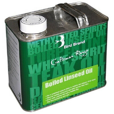 Boiled Linseed Oil Protects Seal Treatment Wood Timber Internal External Lustre  • 10.50£