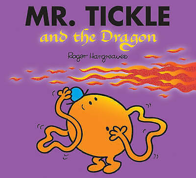 £2.75 • Buy NEW Sparkly MR TICKLE And The DRAGON (BUY 5 GET 1 FREE Book) Little Miss Mr Men