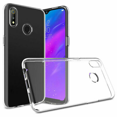 AU7.89 • Buy For Vivo S1 | Y17 | Y12 2019 Slim Clear Gel Phone Case Cover+Screen Protector