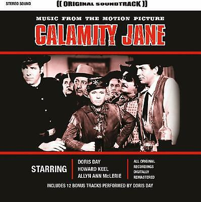 Calamity Jane Music From The Motion Picture Soundtrack CD • 4.99£