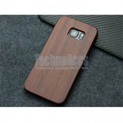 AU11.46 • Buy Rosewood Classic Wood Case For Samsung S8