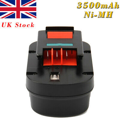 3000mAh 12V Ni-MH Battery For Black & Decker HPB12 A12 A12E A12-XJ A12EX A1712 • 18.95£
