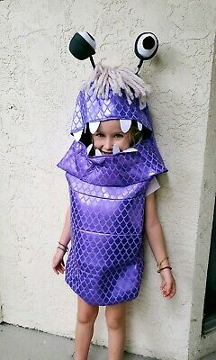 Monsters Inc Boo Halloween Costume 8 0 Dealsan