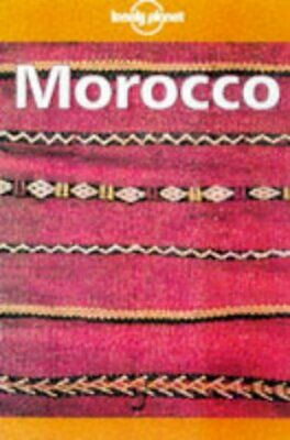 (Good)-Lonely Planet : Morocco (Paperback)-Geoff Crowther, Hugh Finlay-086442501 • 2.95£