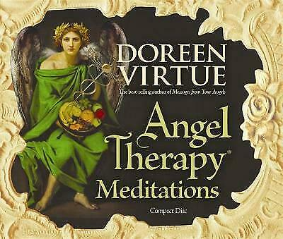 £5.49 • Buy Angel Therapy Meditations CD Value Guaranteed From EBay's Biggest Seller!